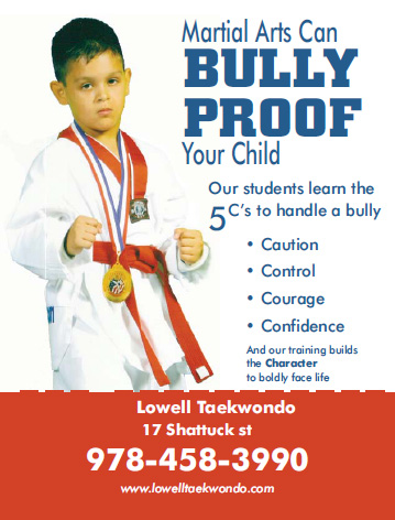 Martial Arts Can Bully Proof Your Child
